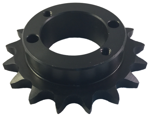 "H40H18 18-Tooth, 40 Standard Roller Chain Split Taper Sprocket (1 1/2"" Pitch) - Froedge Machine & Supply Co., Inc."