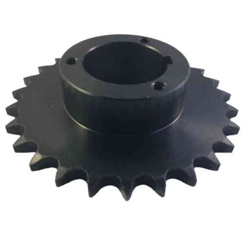 "H50P27 27-Tooth, 50 Standard Roller Chain Split Taper Sprocket (5/8"" Pitch)"