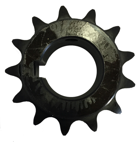 "H8013X112 13-Tooth, 80 Standard Roller Chain Finished Bore Sprocket (1"" Pitch, 1 1/2"" Bore) - Froedge Machine & Supply Co., Inc."