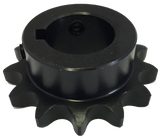 "H6013X1716 13-Tooth, 60 Standard Roller Chain Finished Bore Sprocket (3/4"" Pitch, 1 7/16"" Bore) - Froedge Machine & Supply Co., Inc."