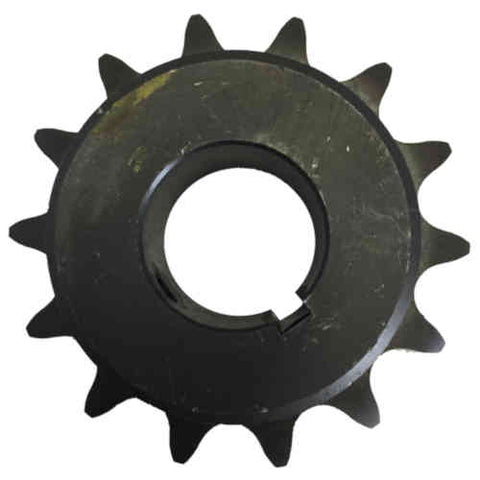 "H6014X114 14-Tooth, 60 Standard Roller Chain Finished Bore Sprocket (3/4"" Pitch, 1 1/4"" Bore)"