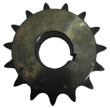 "H6015X118 15-Tooth, 60 Standard Roller Chain Finished Bore Sprocket (3/4"" Pitch, 1 1/8"" Bore) - Froedge Machine & Supply Co., Inc."