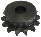 "H6015X1 15-Tooth, 60 Standard Roller Chain Finished Bore Sprocket (3/4"" Pitch, 1"" Bore) - Froedge Machine & Supply Co., Inc."