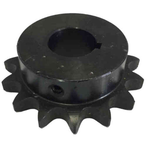"H6015X118 15-Tooth, 60 Standard Roller Chain Finished Bore Sprocket (3/4"" Pitch, 1 1/8"" Bore)"