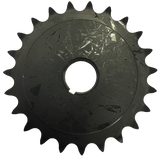 "H6023X1716 23-Tooth, 60 Standard Roller Chain Finished Bore Sprocket (3/4"" Pitch, 1 7/16"" Bore) - Froedge Machine & Supply Co., Inc."