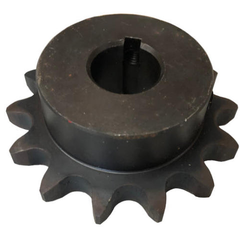 "H60B14 14-Tooth, 60 Standard Roller Chain Type B Sprocket (3/4"" Pitch)"