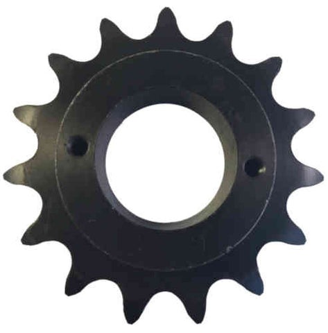 "H60H15 15-Tooth, 60 Standard Roller Chain Split Taper Sprocket (3/4"" Pitch)"