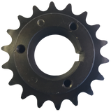 "H50P18 18-Tooth, 50 Standard Roller Chain Split Taper Sprocket (5/8"" Pitch) - Froedge Machine & Supply Co., Inc."