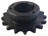 "H60P18 18-Tooth, 60 Standard Roller Chain Split Taper Sprocket (3/4"" Pitch) - Froedge Machine & Supply Co., Inc."