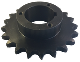 "H60P21 21-Tooth, 60 Standard Roller Chain Split Taper Sprocket (3/4"" Pitch) - Froedge Machine & Supply Co., Inc."