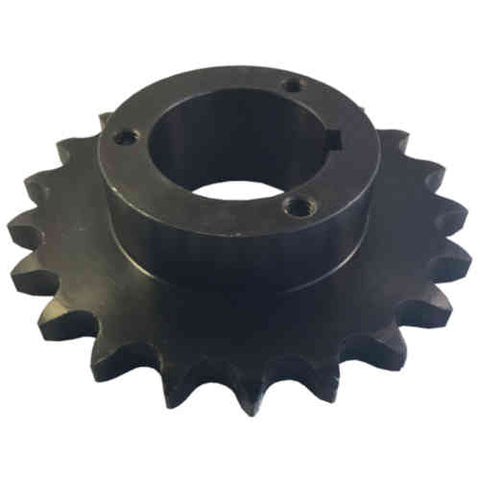 "H60P21 21-Tooth, 60 Standard Roller Chain Split Taper Sprocket (3/4"" Pitch)"