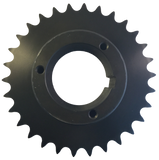 "H60Q30 30-Tooth, 60 Standard Roller Chain Split Taper Sprocket (3/4"" Pitch) - Froedge Machine & Supply Co., Inc."