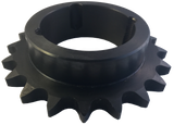 "H60TB20 20-Tooth, 60 Standard Roller Chain Taper Lock Sprocket (3/4"" Pitch) - Froedge Machine & Supply Co., Inc."