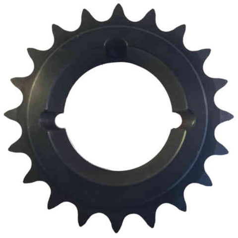 "H60TB20 20-Tooth, 60 Standard Roller Chain Taper Lock Sprocket (3/4"" Pitch)"