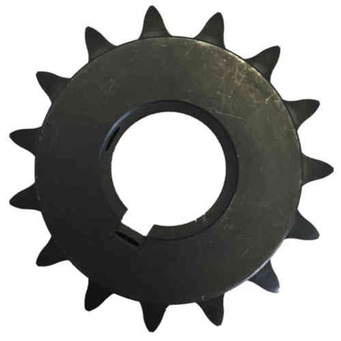 "H8015X11516 15-Tooth, 80 Standard Roller Chain Finished Bore Sprocket (1"" Pitch, 1 15/16"" Bore)"