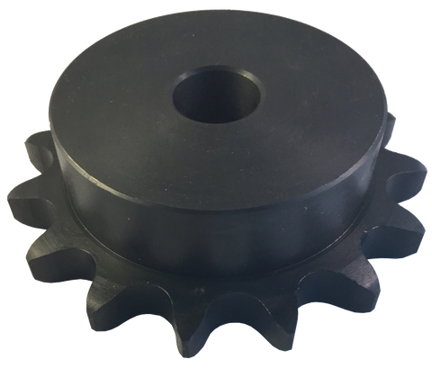 "H80B15 15-Tooth, 80 Standard Roller Chain Type B Sprocket (1"" Pitch) - Froedge Machine & Supply Co., Inc."