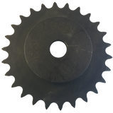 "H80B26 26-Tooth, 80 Standard Roller Chain Type B Sprocket (1"" Pitch) - Froedge Machine & Supply Co., Inc."