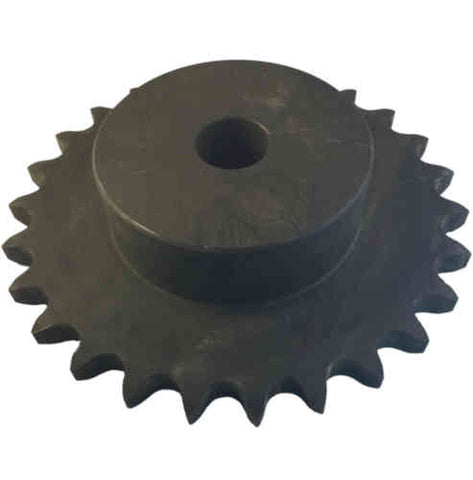 "H80B26 26-Tooth, 80 Standard Roller Chain Type B Sprocket (1"" Pitch)"