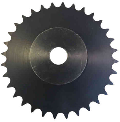 "H80B32 32-Tooth, 80 Standard Roller Chain Type B Sprocket (1"" Pitch)"