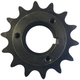 "H80P14 14-Tooth, 80 Standard Roller Chain Split Taper Sprocket (1"" Pitch) - Froedge Machine & Supply Co., Inc."