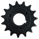 "H80P15 15-Tooth, 80 Standard Roller Chain Split Taper Sprocket (1"" Pitch) - Froedge Machine"