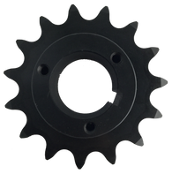 "H50P15 15-Tooth, 50 Standard Roller Chain Split Taper Sprocket (5/8"" Pitch) - Froedge Machine & Supply Co., Inc."