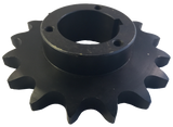 "H80P16 16-Tooth, 80 Standard Roller Chain Split Taper Sprocket (1"" Pitch) - Froedge Machine & Supply Co., Inc."
