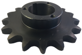 "H80P17 17-Tooth, 80 Standard Roller Chain Split Taper Sprocket (1"" Pitch) - Froedge Machine & Supply Co., Inc."