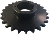 "H80Q26 26-Tooth, 80 Standard Roller Chain Split Taper Sprocket (1"" Pitch) - Froedge Machine & Supply Co., Inc."