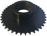 "60Q39 39-Tooth, 60 Standard Roller Chain Split Taper Sprocket (3/4"" Pitch) - Froedge Machine & Supply Co., Inc."