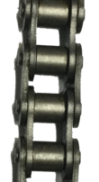 "HKK #60 Standard Riveted Roller Chain (0.750"" Pitch) - SOLD BY THE FOOT"