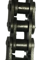 "HKK #80H Heavy Riveted Roller Chain (1.000"" Pitch) - SOLD BY THE FOOT"