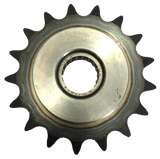 "HN60B17 17-Tooth, 60 Standard Roller Chain Type B Idler Sprocket (3/4"" Pitch) - Froedge Machine & Supply Co., Inc."