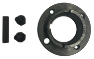 "HX114 H Bushing with Finished Bore (1 1/4"" Bore) - Froedge Machine & Supply Co., Inc."
