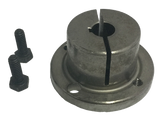 "HX12 H Bushing with Finished Bore (1/2"" Bore) - Froedge Machine & Supply Co., Inc."