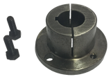 "HX1116 H Bushing with Finished Bore (1 1/16"" Bore) - Froedge Machine & Supply Co., Inc."