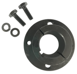"H X 1 Split Taper Bushing Series HX1 with Finished Bore (1"" Bore)- HX1 - Froedge Machine & Supply Co., Inc."