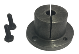 "HX716 H Bushing with Finished Bore (7/16"" Bore) - Froedge Machine & Supply Co., Inc."