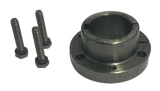 "JAX58 JA Bushing with Finished Bore (5/8"" Bore) - Froedge Machine & Supply Co., Inc."