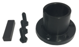 "P1X112 P1 Bushing with Finished Bore (1 1/2"" Bore) - Froedge Machine & Supply Co., Inc."