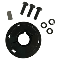 """P1 X 1-7//16 Split Taper Bushing P1 Series with Finished Bore 1 7//16/"""" Bore P1X"""