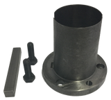 "P2X112 P2 Bushing with Finished Bore (1 1/2"" Bore) - Froedge Machine & Supply Co., Inc."