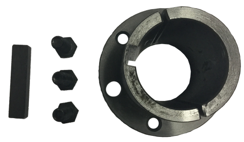 "P2X138 P2 Bushing with Finished Bore (1 3/8"" Bore) - Froedge Machine & Supply Co., Inc."