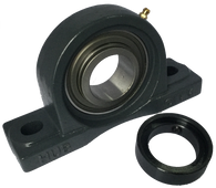 "PB220DRWX11116 Pillow Block Bearing (1 11/16"" Bore) - Froedge Machine & Supply Co., Inc."