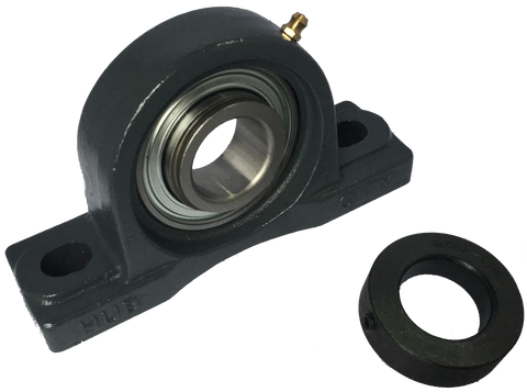 "PB220URX114 Pillow Block Bearing (1 1/4"" Bore) - Froedge Machine & Supply Co., Inc."