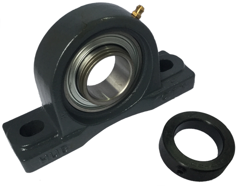 "PB220URX112 Pillow Block Bearing (1 1/2"" Bore) - Froedge Machine & Supply Co., Inc."