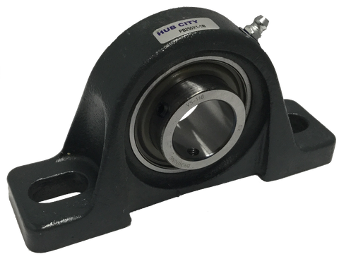"PB250X118 Pillow Block Bearing (1 1/8"" Bore) - Froedge Machine & Supply Co., Inc."