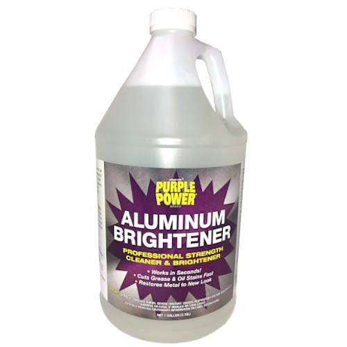 Purple Power Aluminum Brightener 1 gal