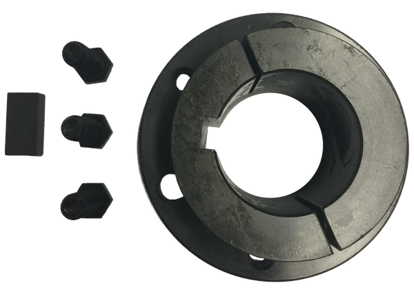 "Q1X11116 Q1 Bushing with Finished Bore (1 11/16"" Bore) - Froedge Machine & Supply Co., Inc."
