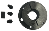 "Q1X114 Q1 Bushing with Finished Bore (1 1/4"" Bore) - Froedge Machine & Supply Co., Inc."